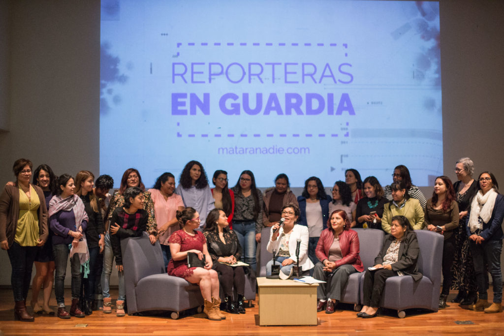"""Foro """"Nuestras voces contra la impunidad"""" (23 de octubre de 2018)"""
